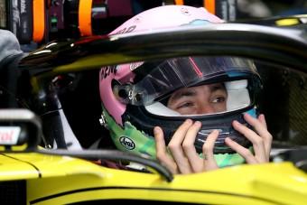 Ricciardo: Kettesével fogok előzgetni!