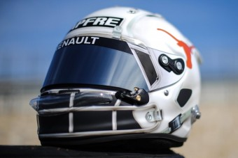 Új sisakokat villantottak az F1-esek Amerikában