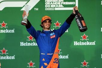 F1: Ralizással hozta a dobogót a McLaren-pilóta