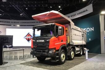 Észak-Amerikában próbál szerencsét a Scania