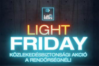 A magyar rendőrségnél is lesz Black Friday, ingyen osztogatnak cuccokat