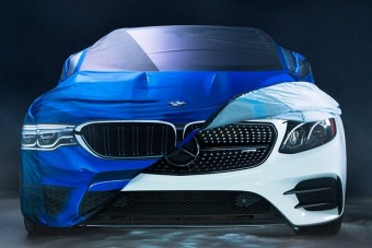 Megint beszólt egymásnak a BMW és a Mercedes