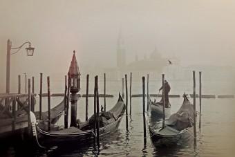 Különös dolgokat húztak ki a velencei csatornákból