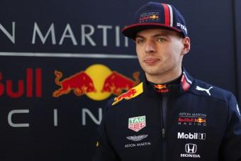 F1: Verstappen 2023-ig leszerződött