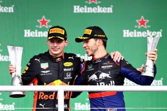 F1: Gasly visszamehet a Red Bullhoz