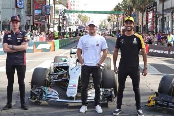 Ricciardo: Bocs, de Mercivel jobb lennék Bottasnál!