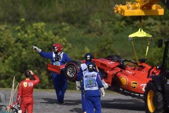 F1: Vörös katasztrófa vagy luxusprobléma?