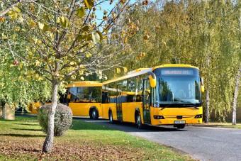 Több száz új magyar busz a Volánbusznál