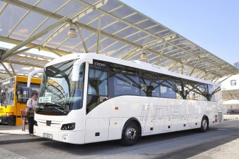 Tovább folytatja a buszpark fiatalítását a Volánbusz