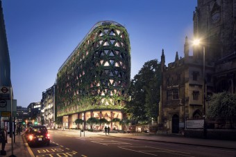 Így növelik a zöld területeket Londonban