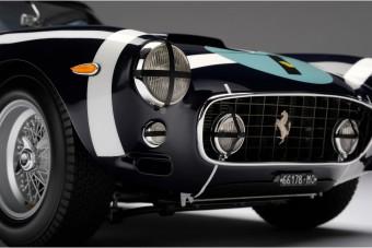 3,5 millióba kerül a legendás Ferrari miniatűr változata