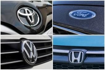 Ezek az autógyártók lehetnek az év nyertesei