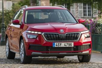 Új csúcsmotort kapnak a városi Škoda modellek