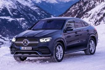 Tágasabb, harciasabb a Mercedes új terepkupéja