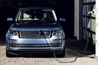 Jönnek az elektromos Land Roverek