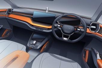 Még egy városi terepjárót tervez a Škoda