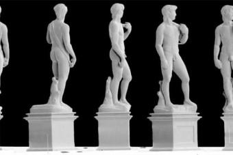 Körömpiszoknyira tömörítették a Dávid-szobrot