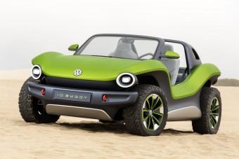 Luxusjárműveket győzött le a VW villanyautója