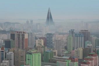 Phenjan, az élő szellemváros