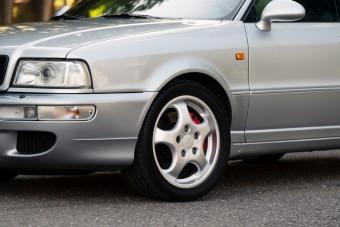 25 év után engedték be Amerikába a Porsche-vérű Audit