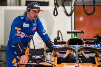 Alonso már az F1-es visszatérésen dolgozik?