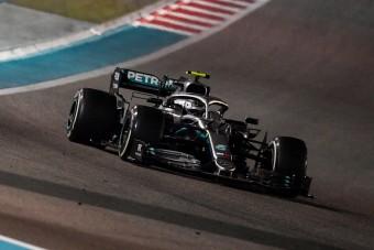 F1: Ebben javulna Bottas 2020-ra