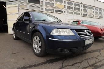 Ritka, különleges használt Volkswagen Passat egymillió körül