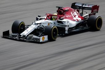 F1: Az Alfa Romeónál nem számolnak a kis Schumival