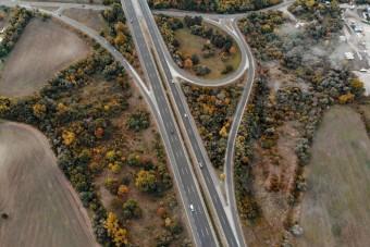 Fontos új autópályát adtak át Magyarországon
