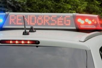 Újra bevetették a civil autókat a rendőrök