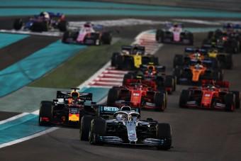 Csúsztatott az F1, valójában esett a tévés nézettség