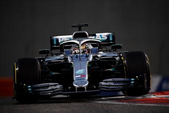 F1: Hamilton téli álomba küldött mindenkit