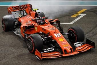 F1: Kiderült, megtarthatja-e Leclerc a dobogóját