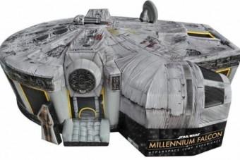 2,8 milliót kérnek a Star Wars legismertebb űrhajójáért