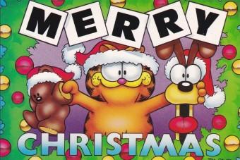 Kalapács alá kerülnek az eredeti Garfield-képregények