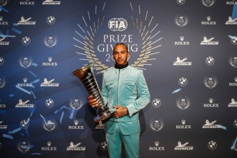 F1: Hamilton hivatalosan is bajnok lett