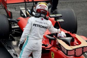 F1: Hamilton ne siessen a Ferrarihoz!