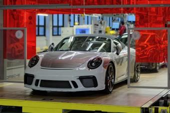 Minden idők legsikeresebb 911-es Porschéje a 991