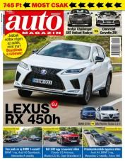 Megjelent az Autó Magazin decemberi lapszáma!