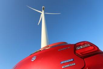 Takarékos autóval eredtünk a zöld energia nyomába