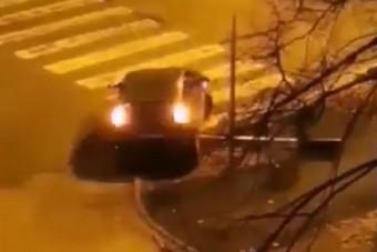 Kabaréba illő jelenetet mutatott be egy részeg Nagykanizsán