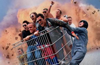 Jön az új Jackass-film, ez fájni fog mindenkinek