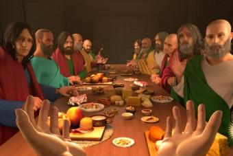 Nem vicc, jön a Jézus-szimulátor