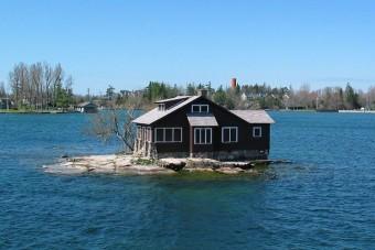 Ez a világ legkisebb lakott szigete
