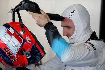F1: Kubica a jövő héten BMW-vel tesztel