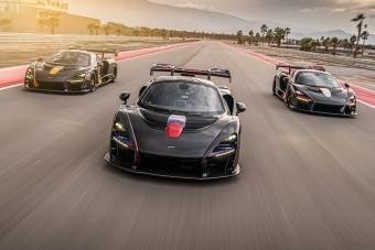 Senna előtt tisztelegnek a McLaren prototípusai