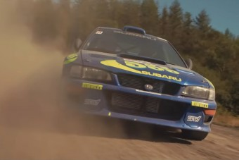 Nézd meg, hogyan hajtja meg a két McRae a ralis Subarut!