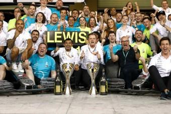 F1: A Mercedes még évekig maradhat