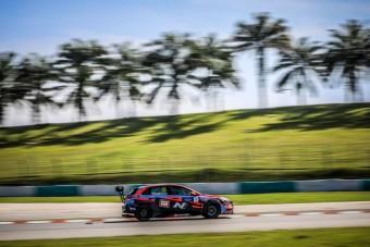 Michelisz nyert Malajziában, nagyot lépett a bajnoki cím felé
