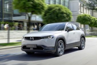 MX30, az első elektromos Mazda